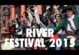 VIDEO: Mersey River Festival