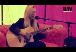 Red Sofa Sessions #onTour: Lois Warrington at LIMF