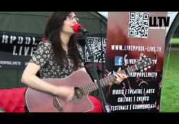 Red Sofa Sessions #onTour: Vanessa Murray at Food & Drink