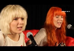 The Red Sofa Sessions #59: MonaLisa Twins