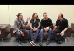 LLTV Exclusive: Backstage interview with Brit Floyd