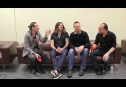 LLTV Exclusive: Backstage interview with Brit Floyd
