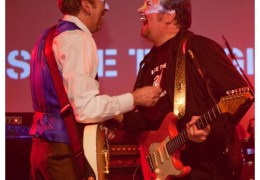 COMING UP: Mick Jones (The Clash) and friends, Justice Tonight at The Picket 22/06/12