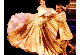 REVIEW: The King and I, Empire Theatre 04/04/12
