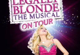 Omigod You Guys! Legally Blonde tour opens in Liverpool