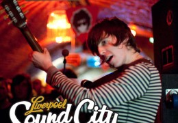 Win a pair of festival wristbands for Liverpool Sound City 2011
