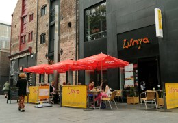NEWS: Liverpool's Lunya restaurant earns Top Taste Accreditation