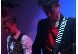 IN PICTURES: Man Get Out, Guardians and The Thespians @ Mojo 28/01/12