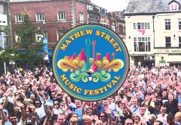 NEWS: Mathew Street Music Festival line up announced