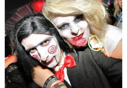 GALLERY: Medication Halloween Special @ Nation 31/10/11