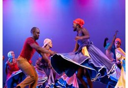 COMING UP: National Dance Theatre Company of Jamaica at The Black-E, 28 & 29 Sep 2012
