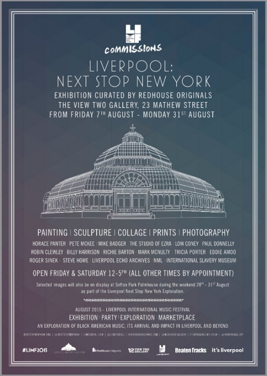 Liverpool: Next Stop New York