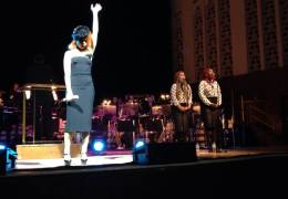 REVIEW: Paloma Faith – Symphonic Grace, Liverpool Philharmonic 27/10/13