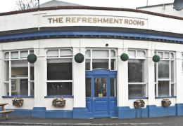 COMING UP: Boiling Point at The Refreshment Rooms, 16 May