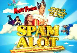 REVIEW: Spamalot | Liverpool Empire | 12.05.15