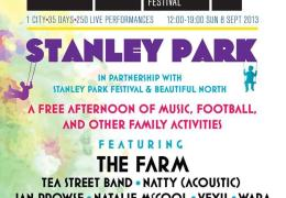 COMING UP: LIMF continues with music packed Stanley Park Festival (Sunday 8th September)