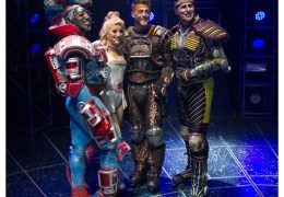 COMING UP: Starlight Express at Empire Theatre, 17-28 July 2012