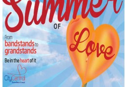 COMING UP: Summer of Love Liverpool Bandstand at Williamson Sq, 26 Jul-22 Aug 2012