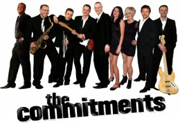 COMING UP: The Commitments at Echo Arena 16/03/12