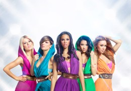 "The Saturdays get ""ALL FIRED UP"" for Echo Arena Date"