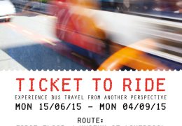 WHATS ON: Ticket To Ride exhibition | Museum of Liverpool | 15th June – 4th Sept 2015