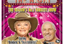 COMING UP: 'Tonight's The Night' at Liverpool Empire, 4 Oct 2012