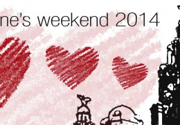 FEATURE: Valentine's Weekend 2014 – It must be love