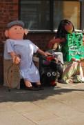 Local children's interpretation