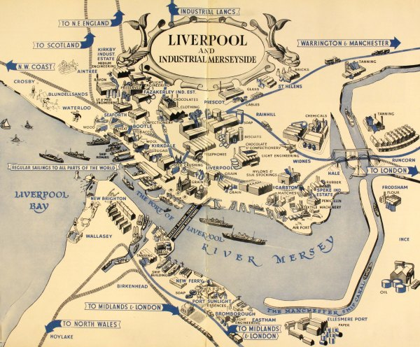 Old Liverpool Maps Liverpool1207