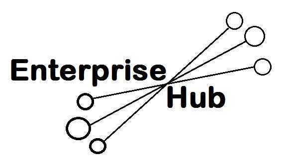 Enterprise-Hub-project-logo-black