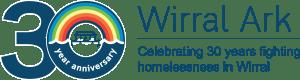 Wirral-Ark-30-years-logo