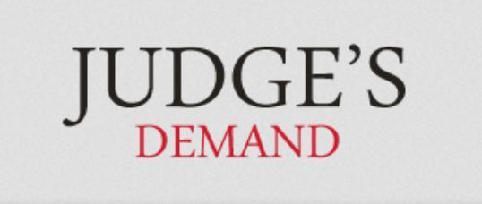 Judges-Demand-logo