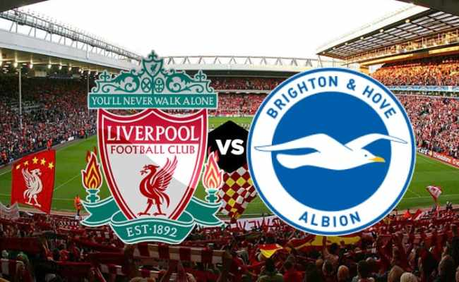 Liverpool Vs Brighton Predicted Line Up And Preview Epl