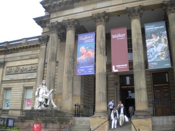 Rolf Harris Walker Art Liverpool Cultural
