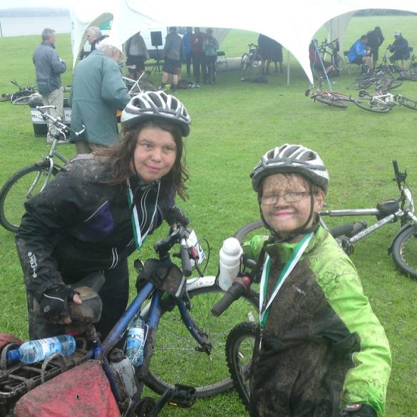 Cycling success