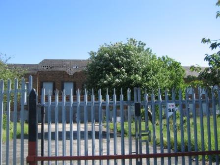 Queen Mary School site