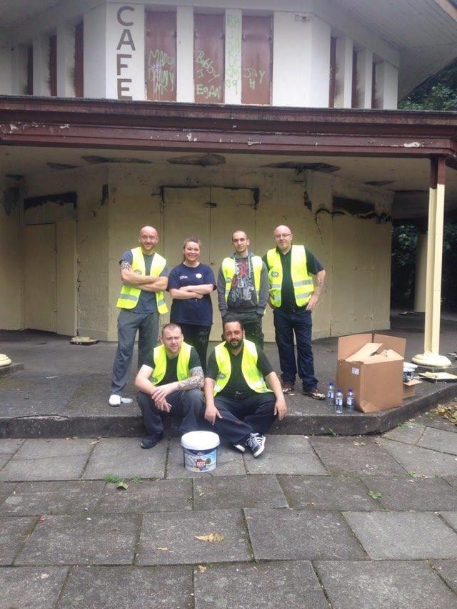 more volunteers