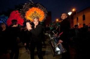 Carnival Light Night