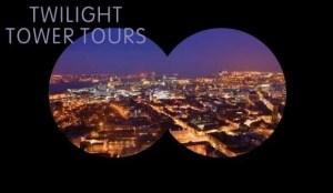 Twilight Tower Tours Light Night