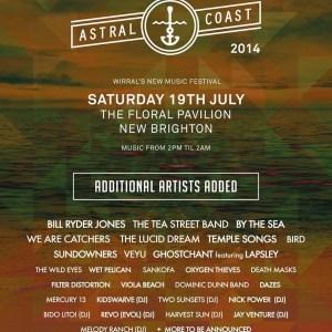 Astral Coast Liverpool