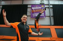 Velocity Trampoline Park Encourages The North West To Jump On Board New Trampolining Fitness Trend