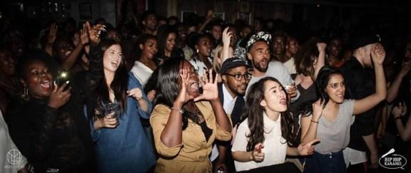 The Merchant Hip Hop Karaoke