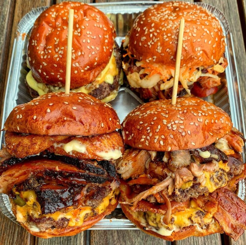 Best Burgers In Liverpool Red Dog Saloon