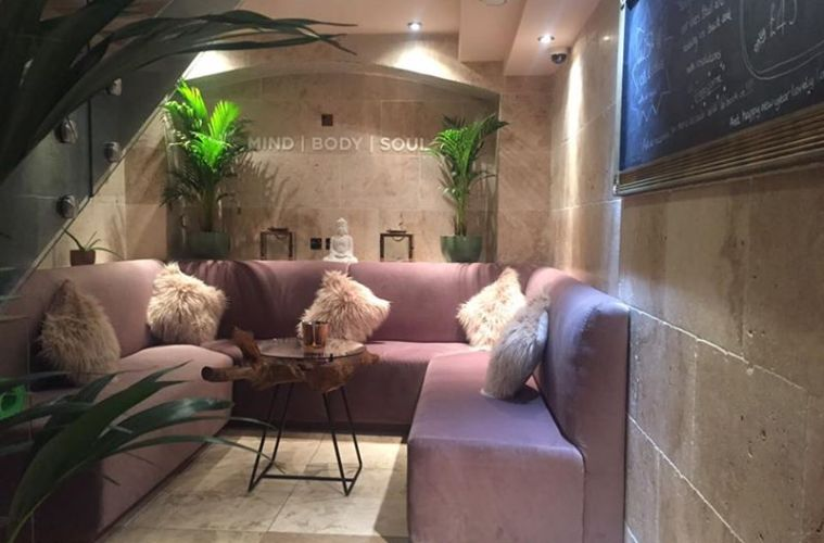 Nourish Women's Spa & Gym Haven In The City 1