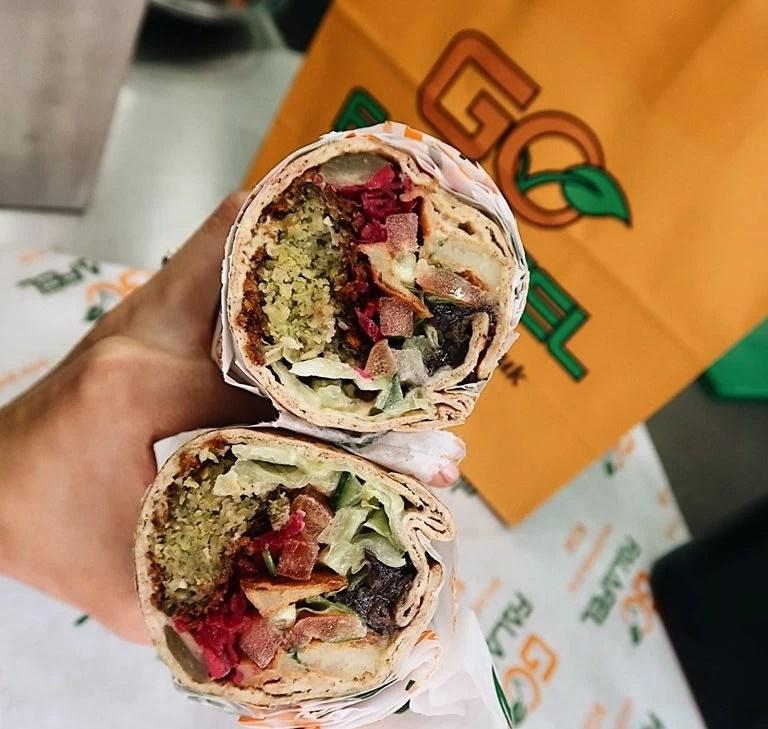Vegan Food In Liverpool Go Falafal