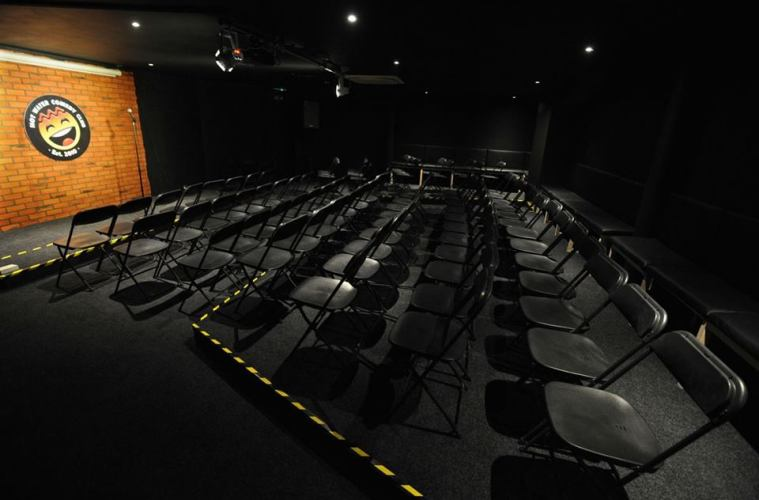 Hot Water Comedy Club; Liverpool's Home of Humour, Seven Days A Week 2