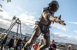 Physical Fest Brings Williamson Square To Life With Colourful Street Theatre This Bank Holiday 1