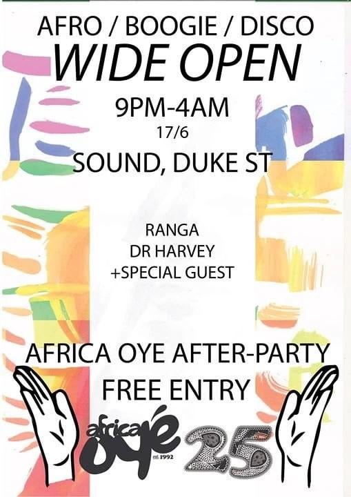 Sound Africa Oye