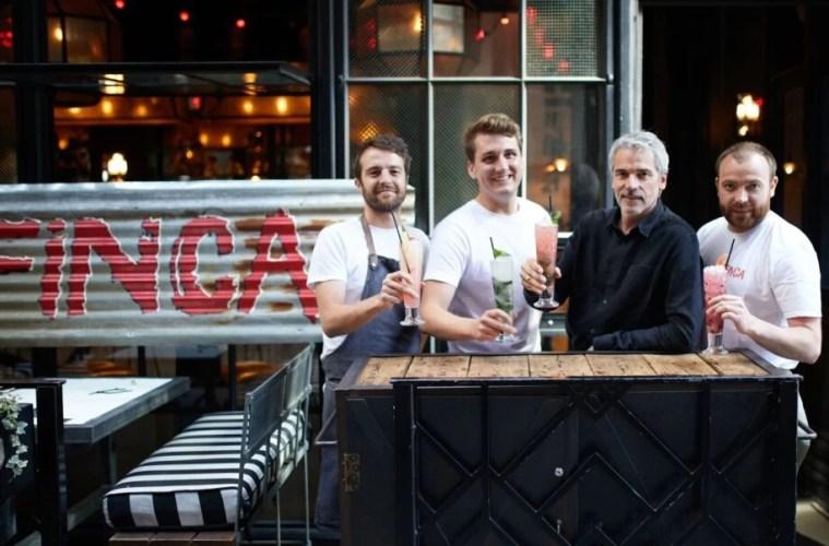 Manchester To Get Taste of FINCA's Million Pound Menu 1