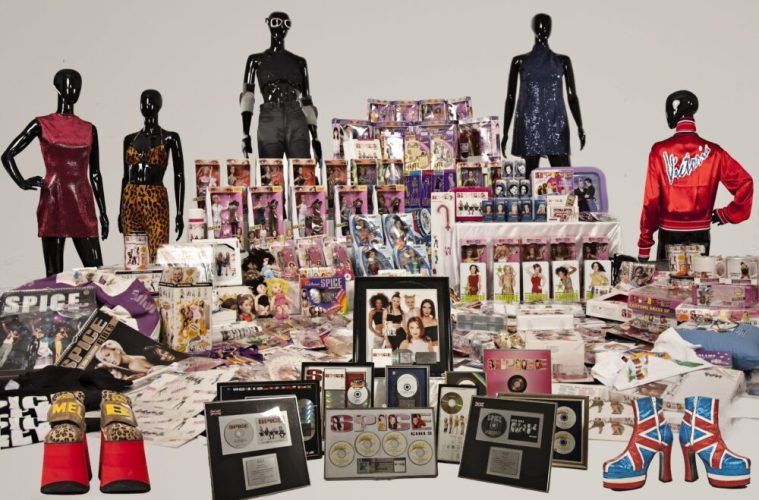 Spice Girls Exhibition Heads Up North This Summer